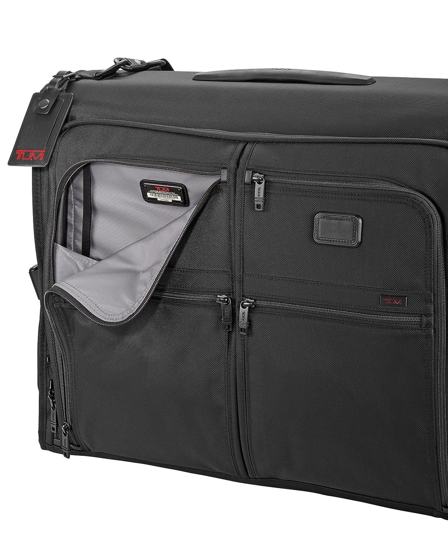 Tumi Alpha 2 Classic Garment Bag Black Bags Hanger