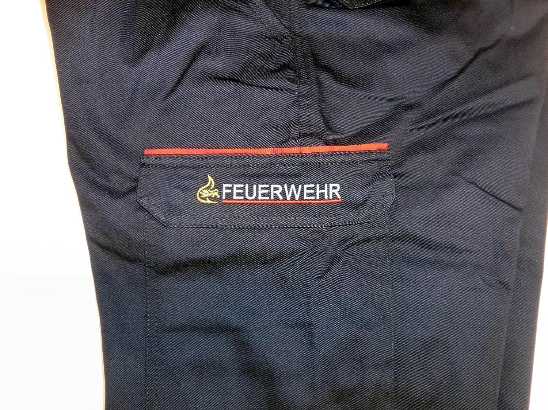 Feuerwehr Tagesdiensthose//Cargohose Baden-W/ürtemberg nach Neuer VwV