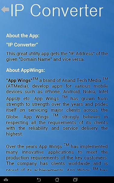 Domain To Ip Converter