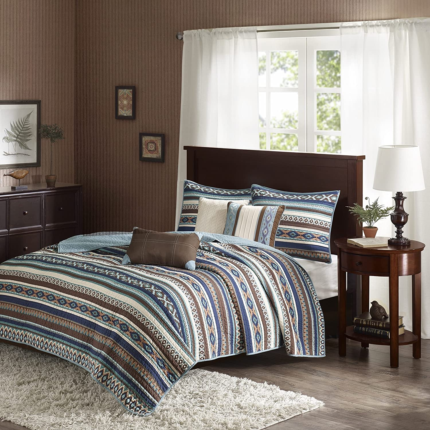 bedding quilts comforters red coverlets dillards comforter southwestern zi home c