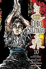 Novo Lobo Solitário - Volume 10 Capa comum