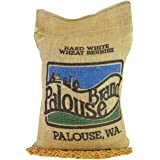 Hard White Wheat Berries • 100% Desiccant Free • 5 lbs • Non-GMO Project Verified • Kosher Parve • USA Grown • Field Traced •