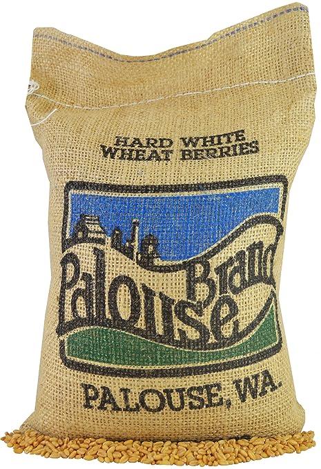 Palouse Brand Hard White Wheat Berries