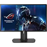 "Asus ROG SWIFT PG248Q Monitor Gaming 24"", FHD (1920x1080), 1 ms, Fino a 180 Hz, DP, HDMI, USB 3.0, G-SYNC"