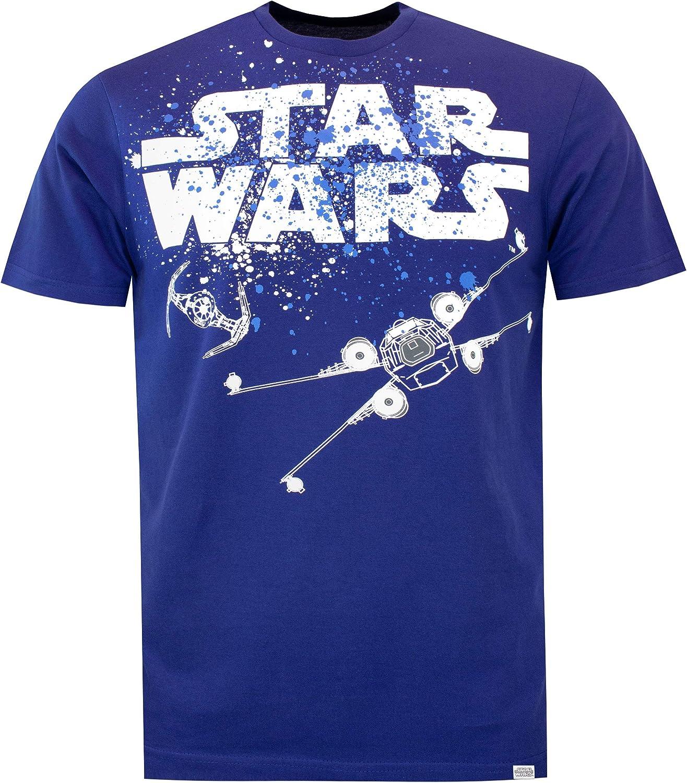 Star Wars Pijama para Hombre La Guerra de Las Galaxias