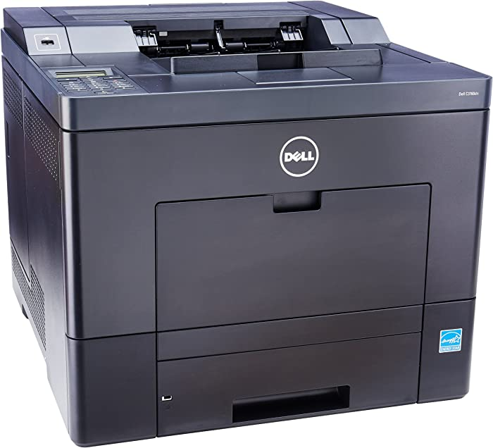 Refurbished Dell C3760dn 3760 210-40377 Color Laser Printer w/90-Day Warranty