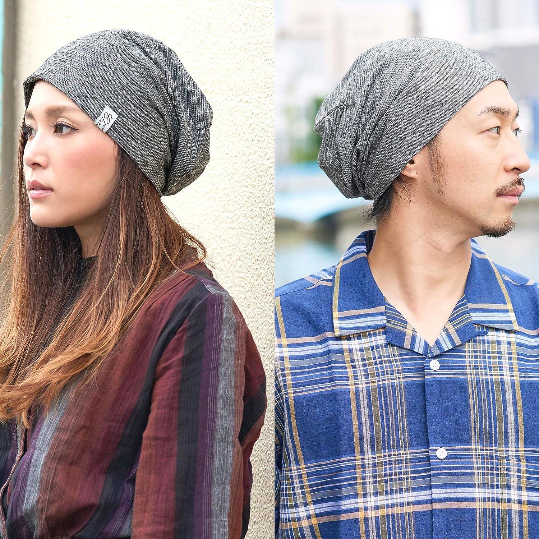 Bonnet Chapeau Bio Coton Surfeur Hippie Branch/é Slouchy Casualbox /Ét/é Bonnet Tombant Tricot/é