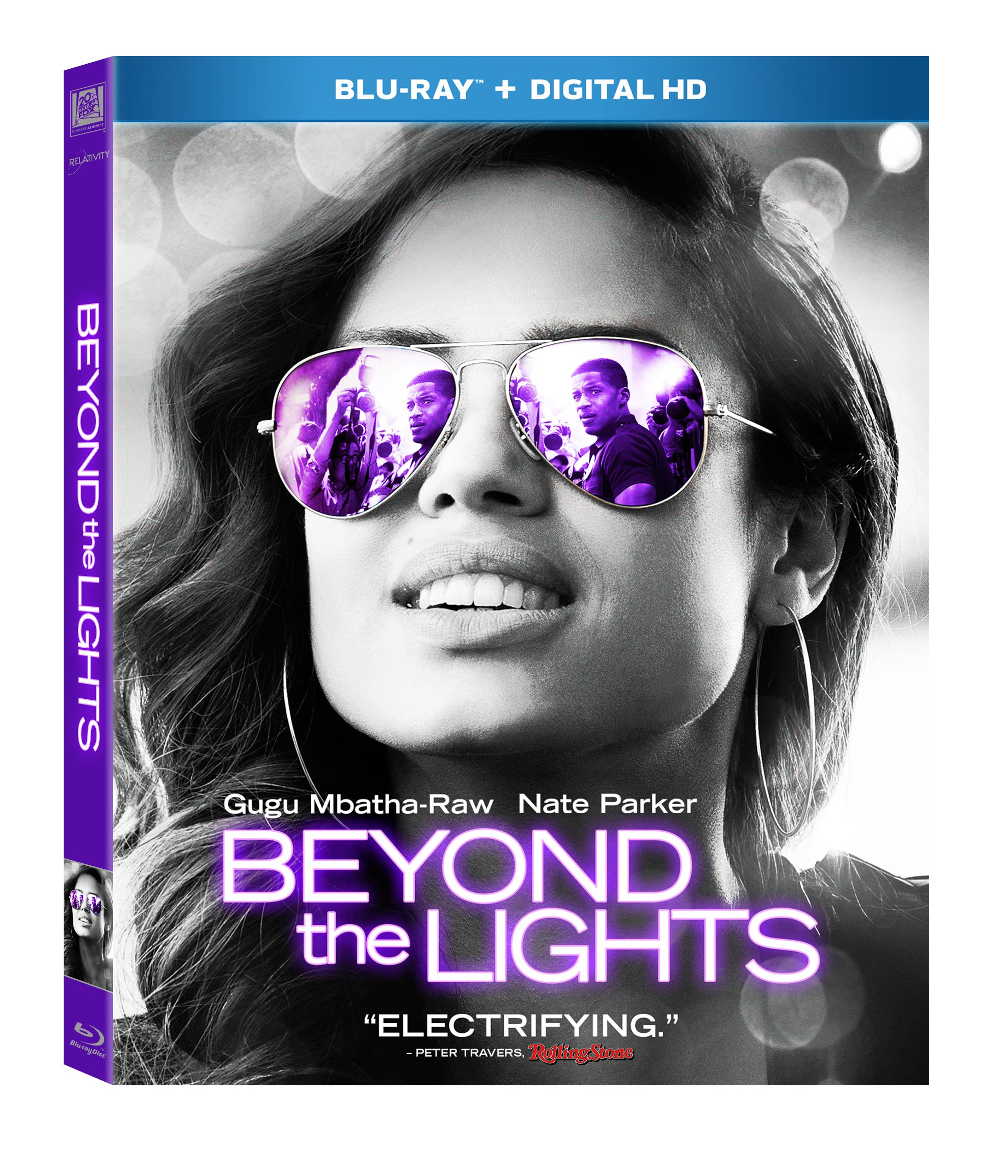Blu-ray : Beyond the Lights (Director's Cut / Edition, Widescreen, Digital Theater System, Digitally Mastered in HD, )