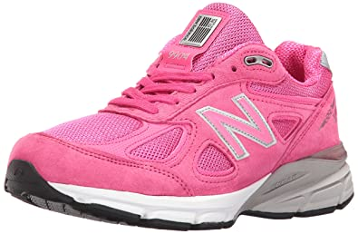 top-rated professional elegant shape 2020 New Balance Women's w990v4 Running Shoes Komen Pink 6.5 D US