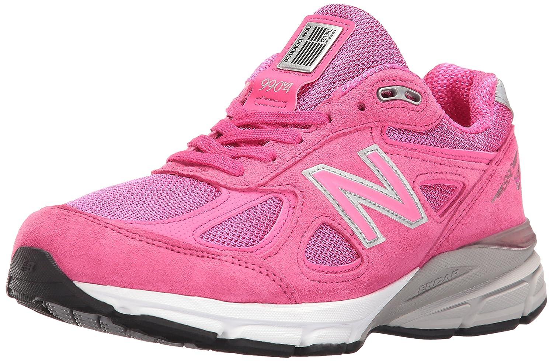 New Balance Women's w990v4 Running Shoe B019CVB79U 7 D US|Komen Pink