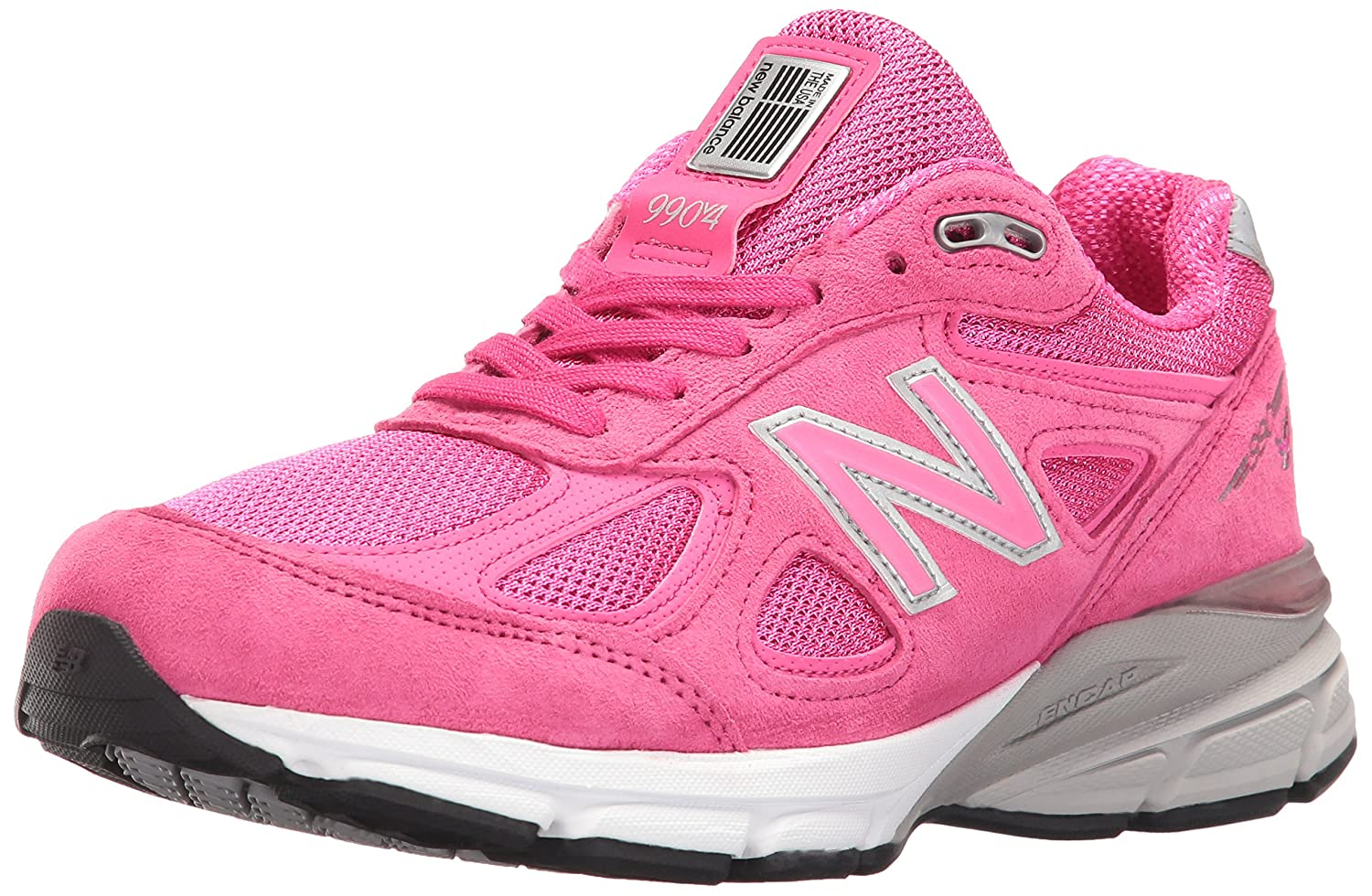 Rose Violet New Balance Wohommes w990v4 Running chaussures 43.5 EU