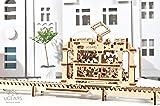 UGEARS Wooden Puzzle, 3D Mechanical Craft