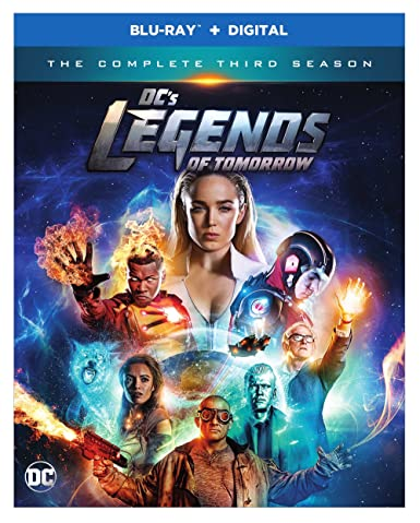 Dc's Legends Of Tomorrow: The Complete Third Season by Amazon