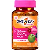 One A Day Vitacraves Teen for Her, 60 Count