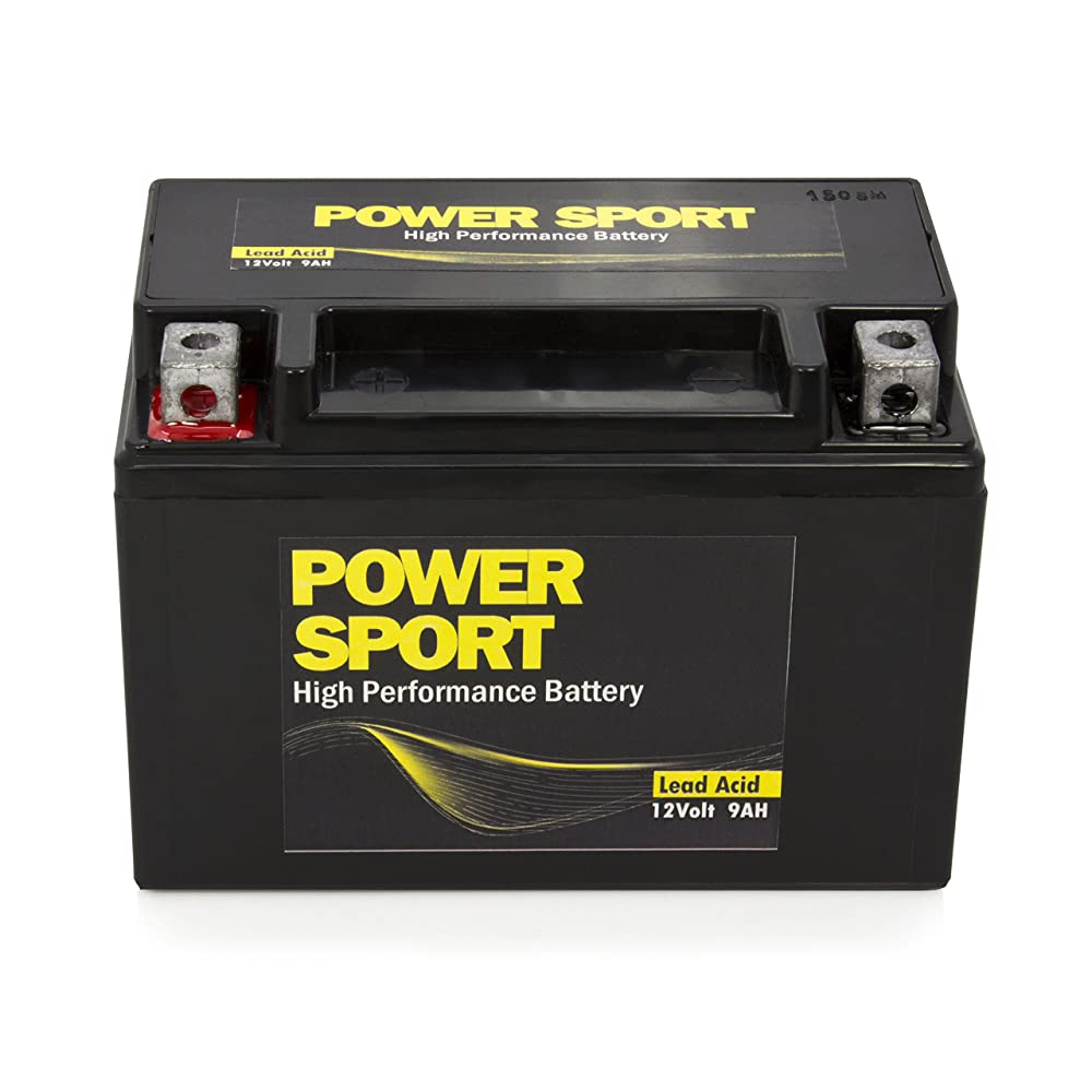 AGM YTX9-BS Honda TRX400EX FourTrax Sportrax 400CC 1999-2009 EBC CTX9BS 105CCA 12v 9ah Replacement ATV Motorcycle Battery Expertpower Review