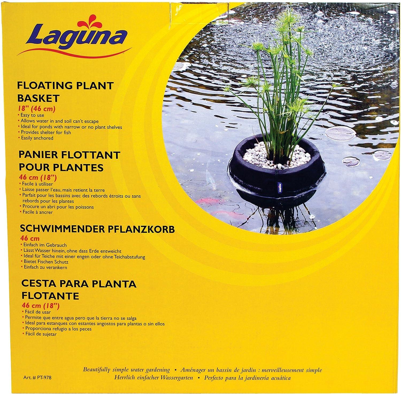 B001VEQWQK Laguna Floating Planting Basket, Extra Large 71HFWRVRIBL