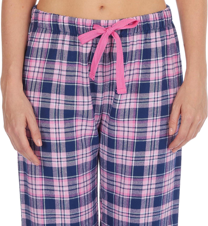 Forever Dreaming Metzuyan Ladies Womens Cotton Pyjama Bottoms Pants Nightwear Lounge PJ Check Tartan 100/% Cotton S-XL