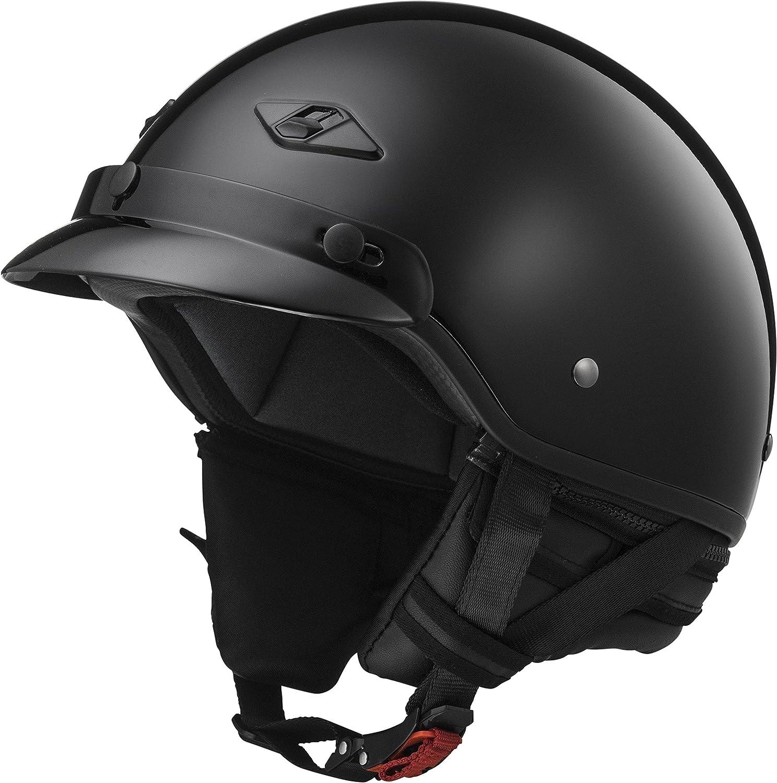 LS2 Helmets Motorcycle /& Powersports Helmets Half Bagger Murica Small