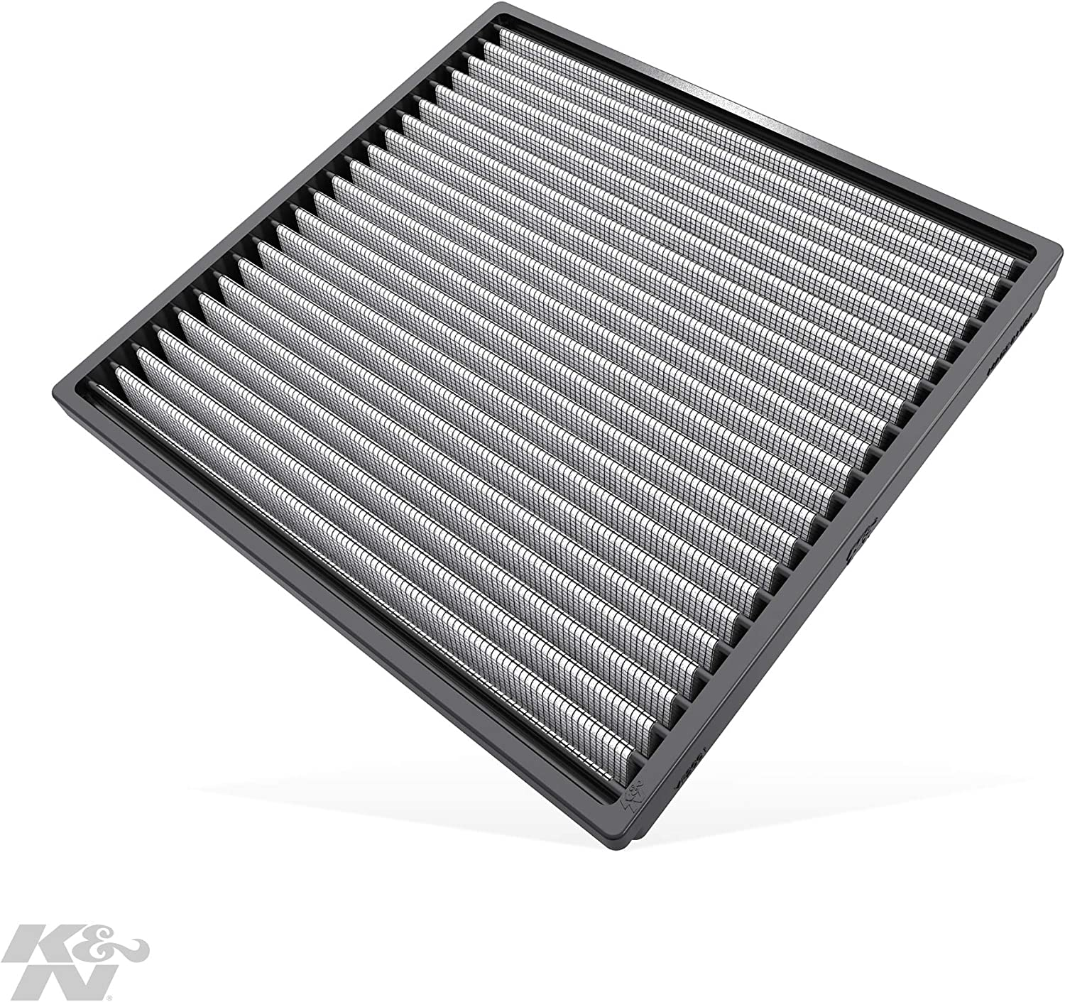 K/&N VF2001 Washable /& Reusable Cabin Air Filter Cleans and Freshens Incoming Air for your Acura Honda K/&N Engineering
