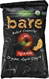 Bare Baked Crunchy Organic Apple Chips Fuji & Reds