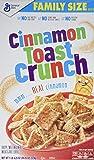 GMI CN TOAST CRUNCH REG Cinnamon Toast Crunch Cereal Box, 20.25 oz