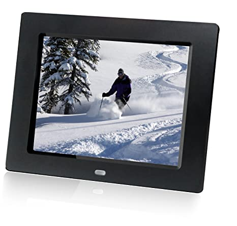 Amazoncom Hp Df810v1 8 Inch Digital Picture Frame Contemporary