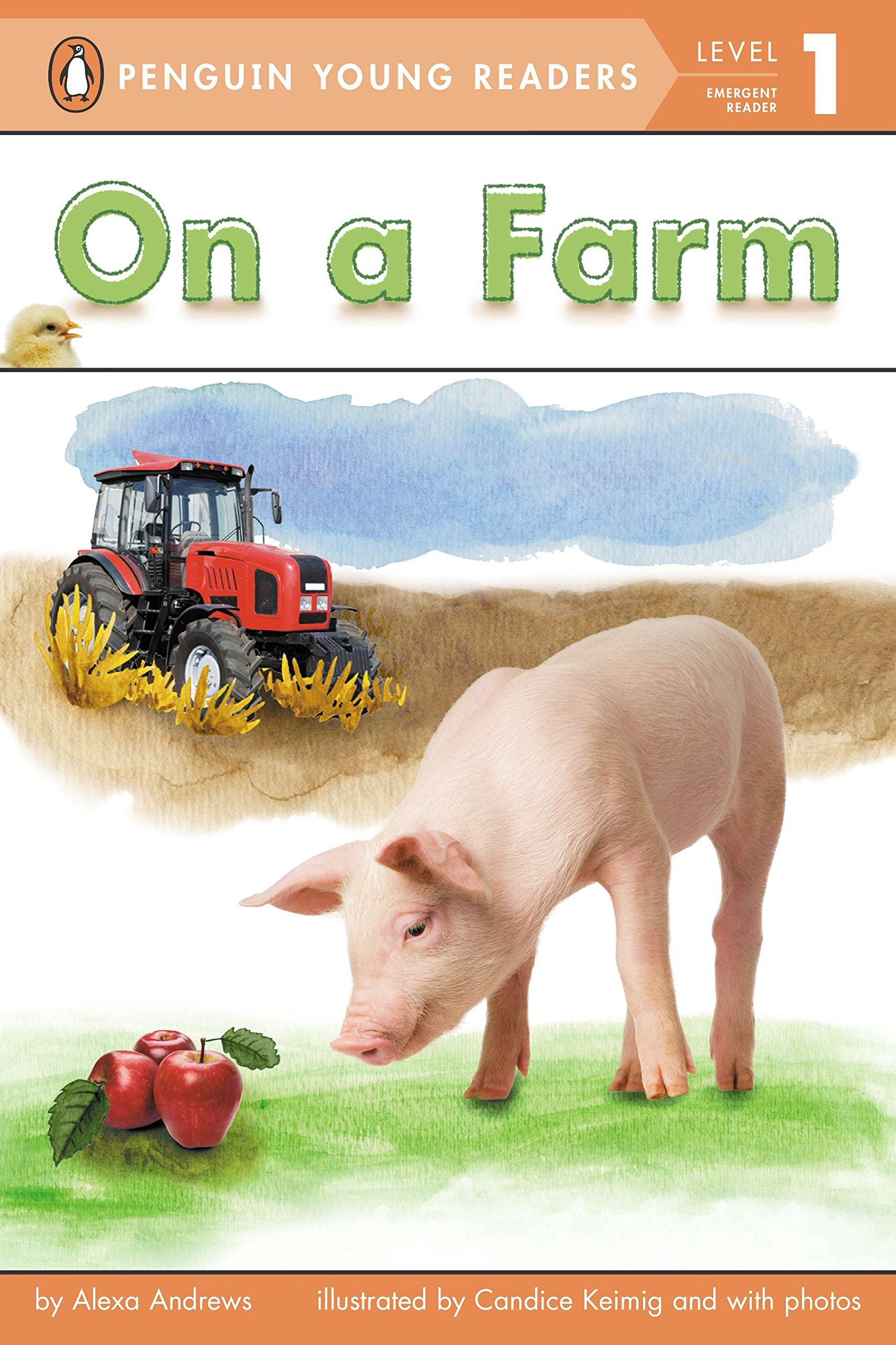 On a Farm (Penguin Young Readers, Level 1) ebook