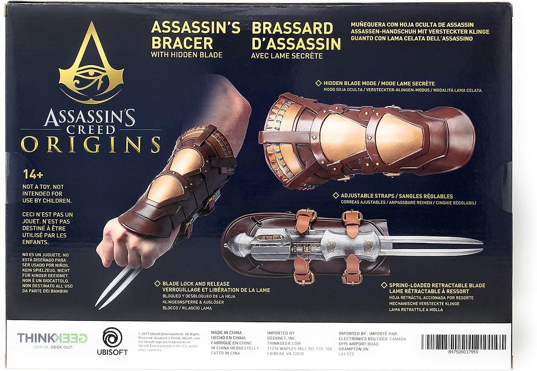 Assassin S Creed Origins Hidden Blade Replica By Ubi Workshop