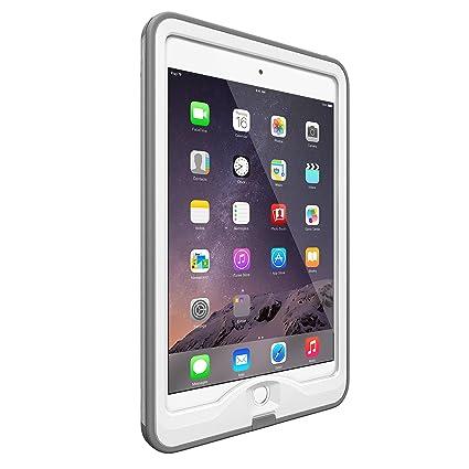 Amazon.com  LifeProof NÜÜD iPad Mini Mini 2 Mini 3 Waterproof Case - Retail  Packaging - AVALANCHE (WHITE GREY)  Computers   Accessories 843f0bdef0