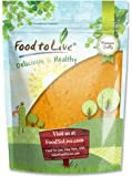 Food to Live Turmeric Powder (Ground Turmeric Root) (8 Ounces)