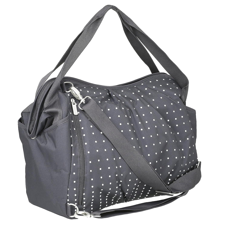 Wickeltasche Casual Twin Bag Triangle Dark Grey Lässig qkoaTm1p