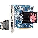 HP Karte AMD Radeon R7450(4GB)–Grafikkarten (AMD, Radeon R7450, 4GB, GDDR5, Aktiv, DVI-I Stecker–VGA Buchse)