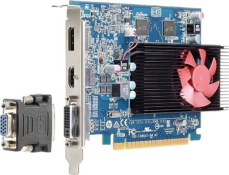 HP Tarjeta AMD Radeon R7 450 de 4 GB - Tarjeta gráfica ...