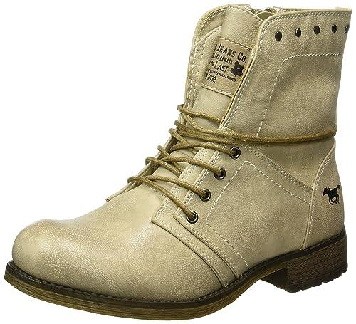 Mustang Damen 1139-610-243 Biker Boots