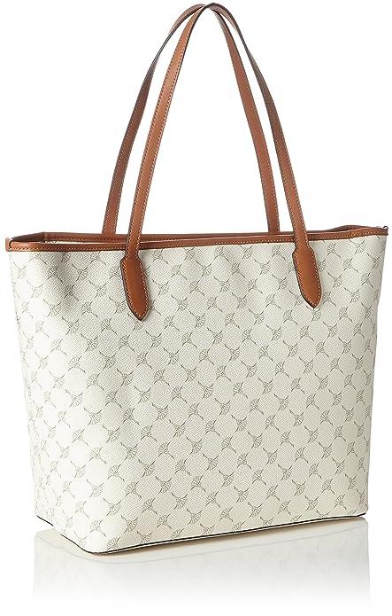 912835e84d17b Joop! Damen Cortina Lara Shopper Lhz Tote Weiß (Offwhite) 17x29x32 cm   Amazon.de  Schuhe   Handtaschen