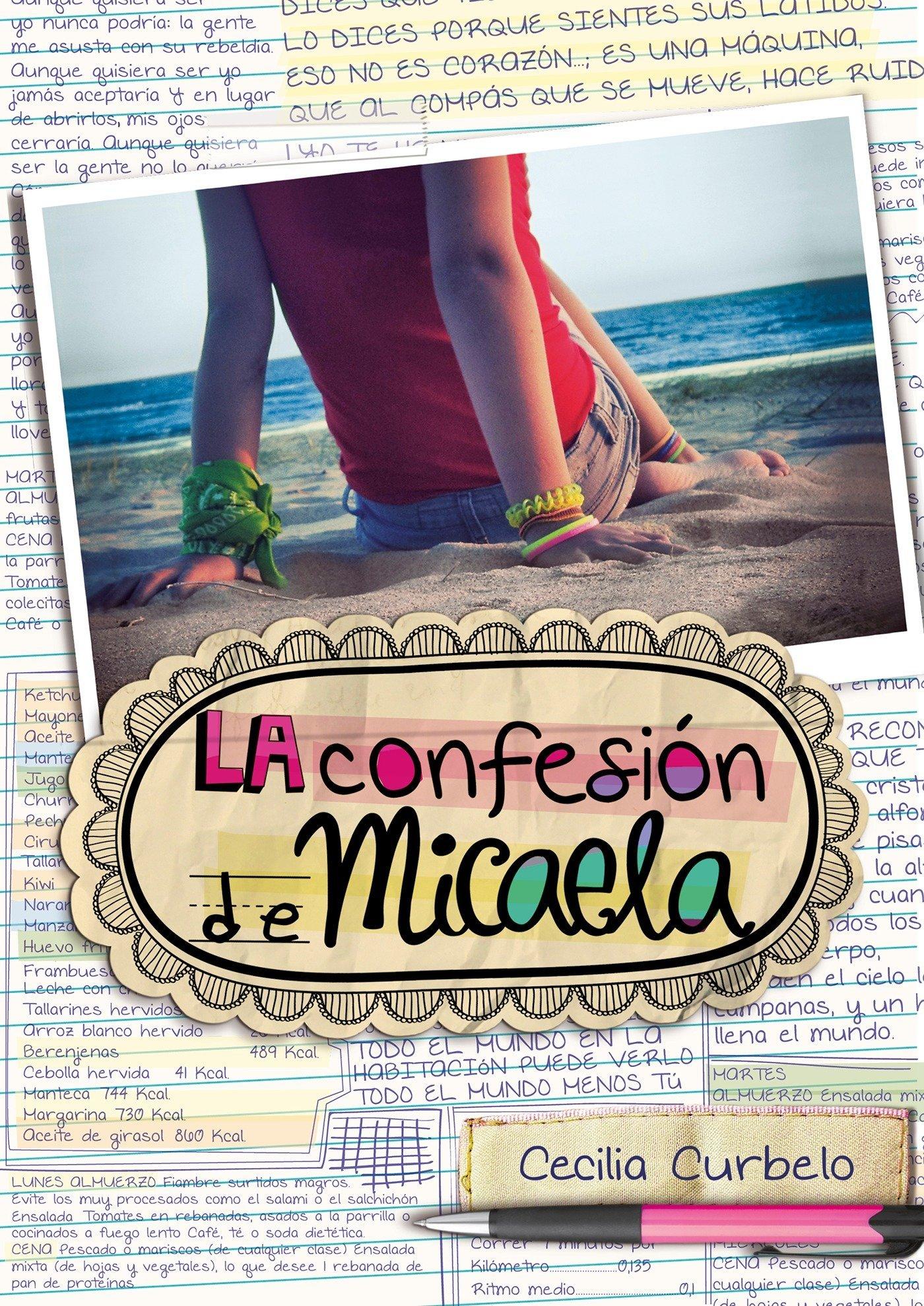La confesión de Micaela / Micaelas Decision (Spanish Edition): Cecilia Curbelo: 9786073146913: Amazon.com: Books