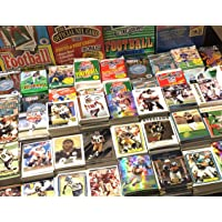 $39 » 400 Football Card NFL Starter Gift Pack Many Stars, Rookies, Hall Of Famers, Tom Brady,…