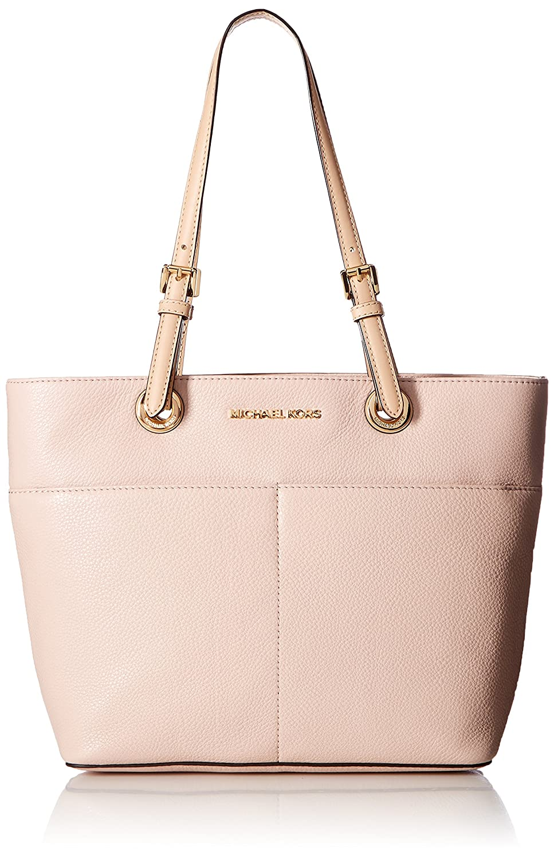 fa7895cba8 Amazon.com  Michael Kors Women s Bedford Leather Top-Handle Bag Tote -  Acorn  Michael Kors  Shoes