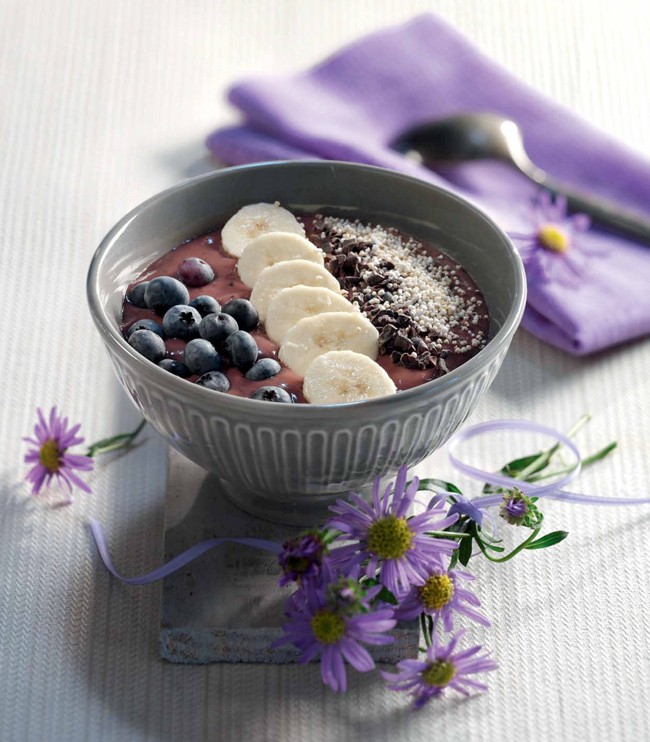 SMOOTHIE BOWLS: WIEDEMANN: 9783625006909: Amazon.com: Books