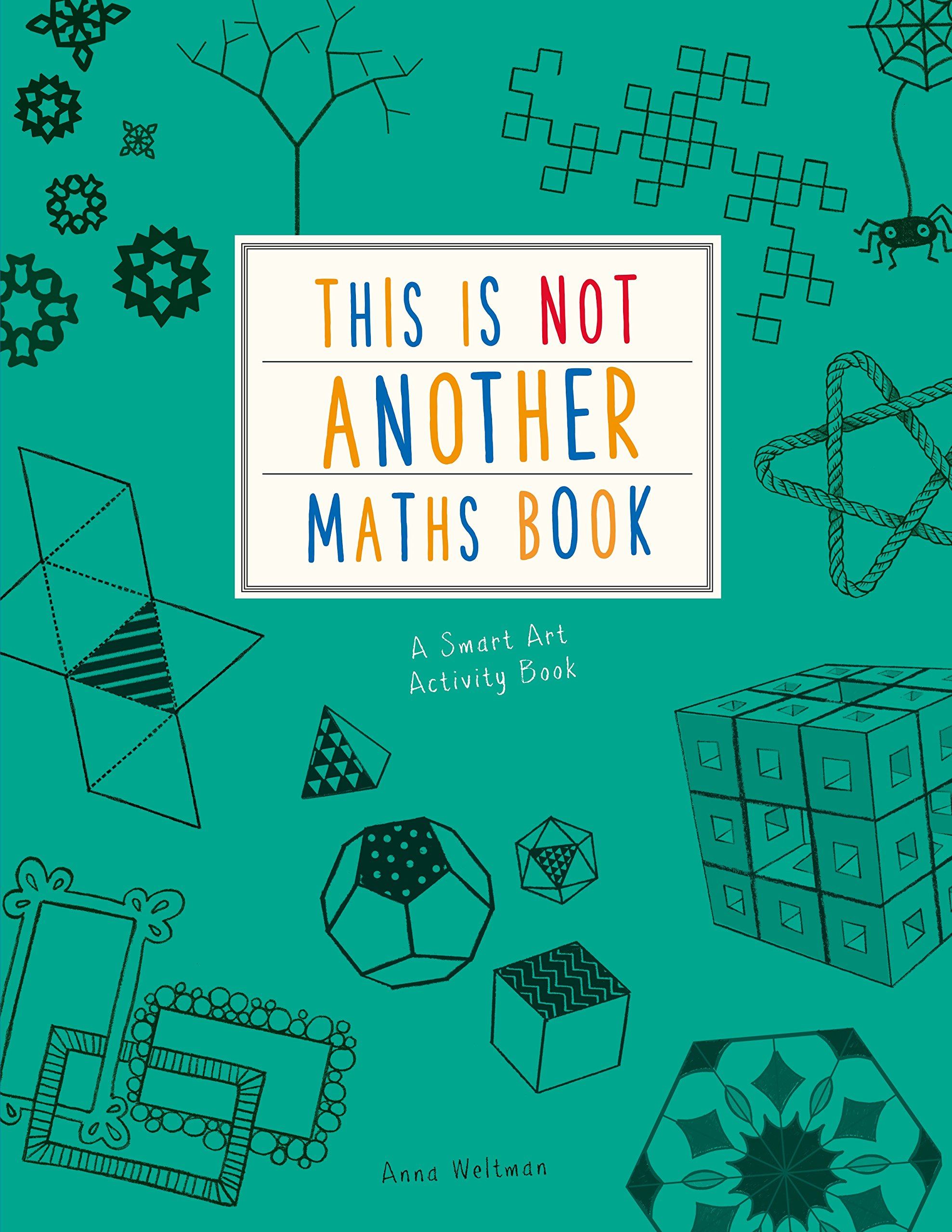 This is Not Another Maths Book: A smart art activity book PDF