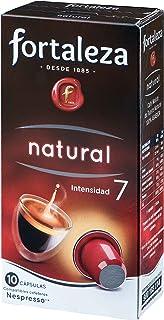 Café Fortaleza, Cápsulas de café (Natural) - 5 de 10 Cápsulas (Total