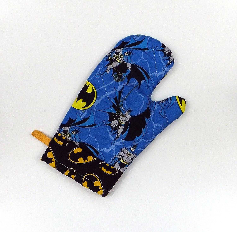 Batman Oven Mitt