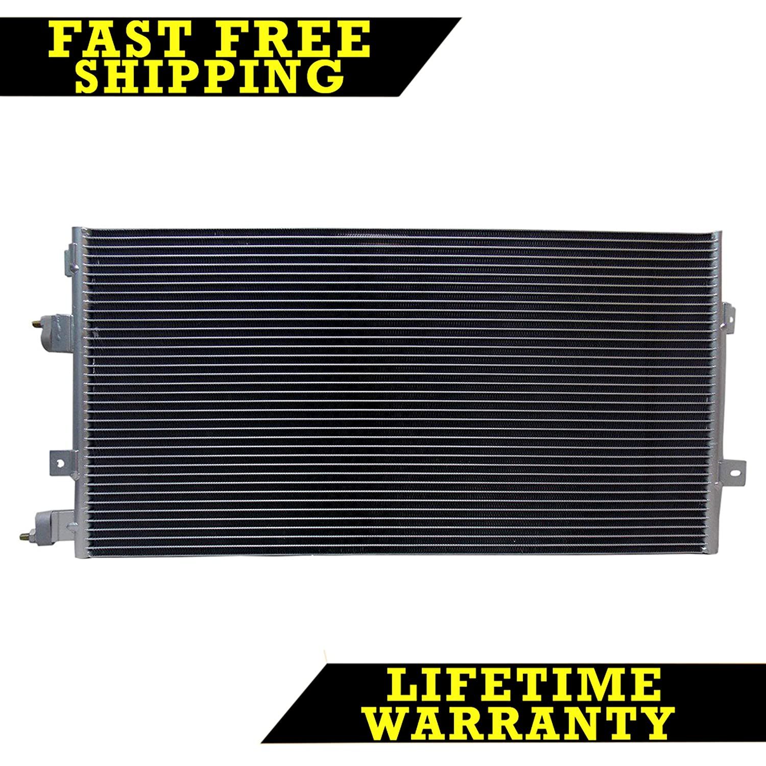 Amazon.com: AC A/C CONDENSER FOR CHRYSLER DODGE FITS CONCORDE 300M LHS  INTREPID V6 4974: Automotive