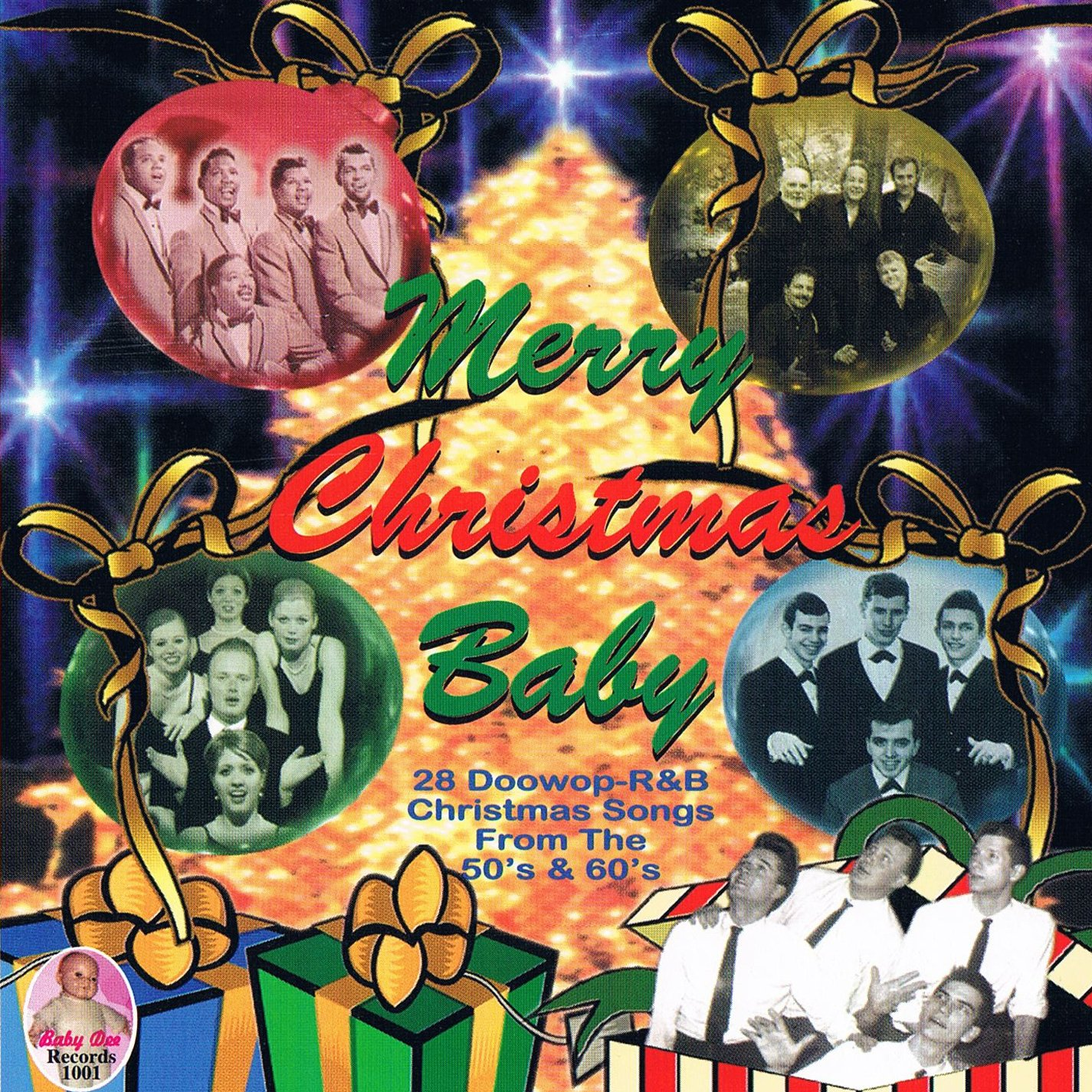 Various - Merry Christmas Baby (Doo Wop Christmas) - Amazon.com Music