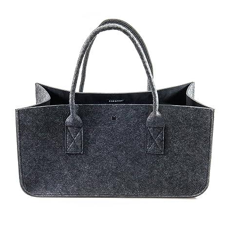 1b6a8052c4a77 FORMGUT® Einkaufstasche aus Filz