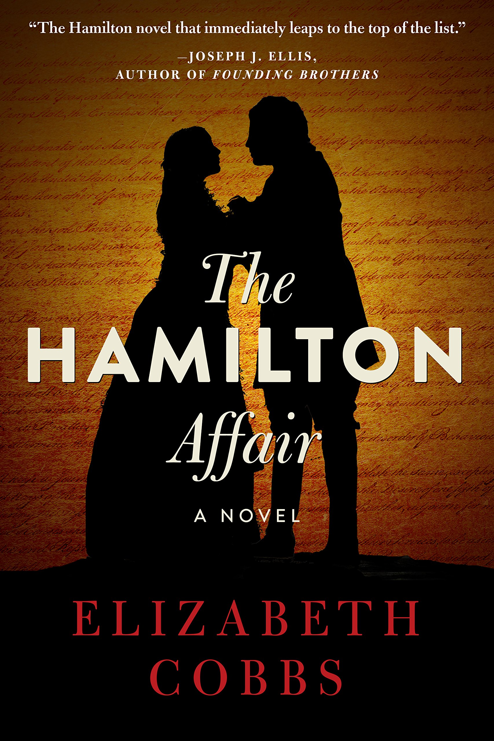 Hamilton Affair Novel Elizabeth Cobbs product image