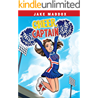 Cheer Captain (Jake Maddox Girl Sports Stories)
