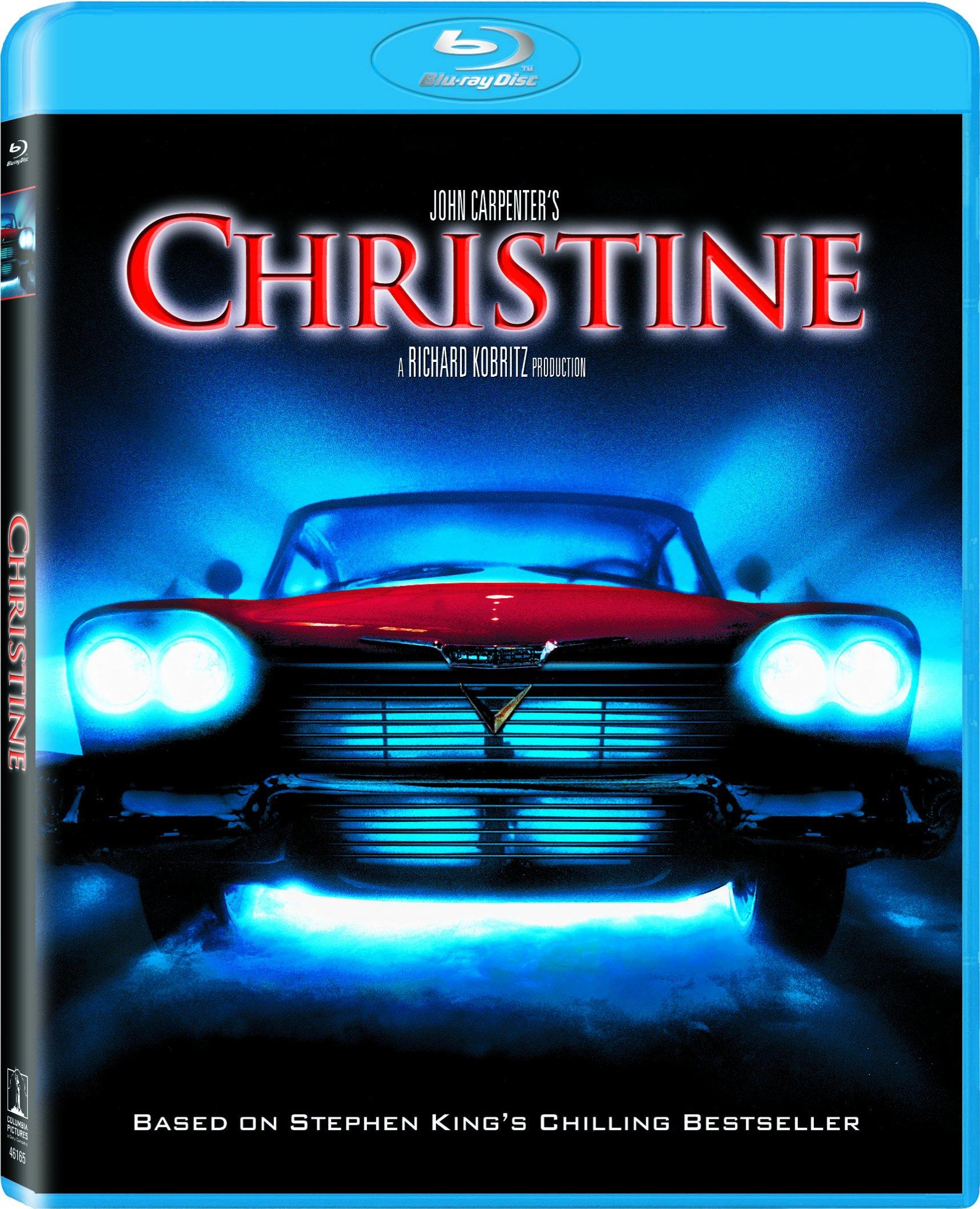 Blu-ray : Christine (Ultraviolet Digital Copy, Dubbed, , Widescreen)