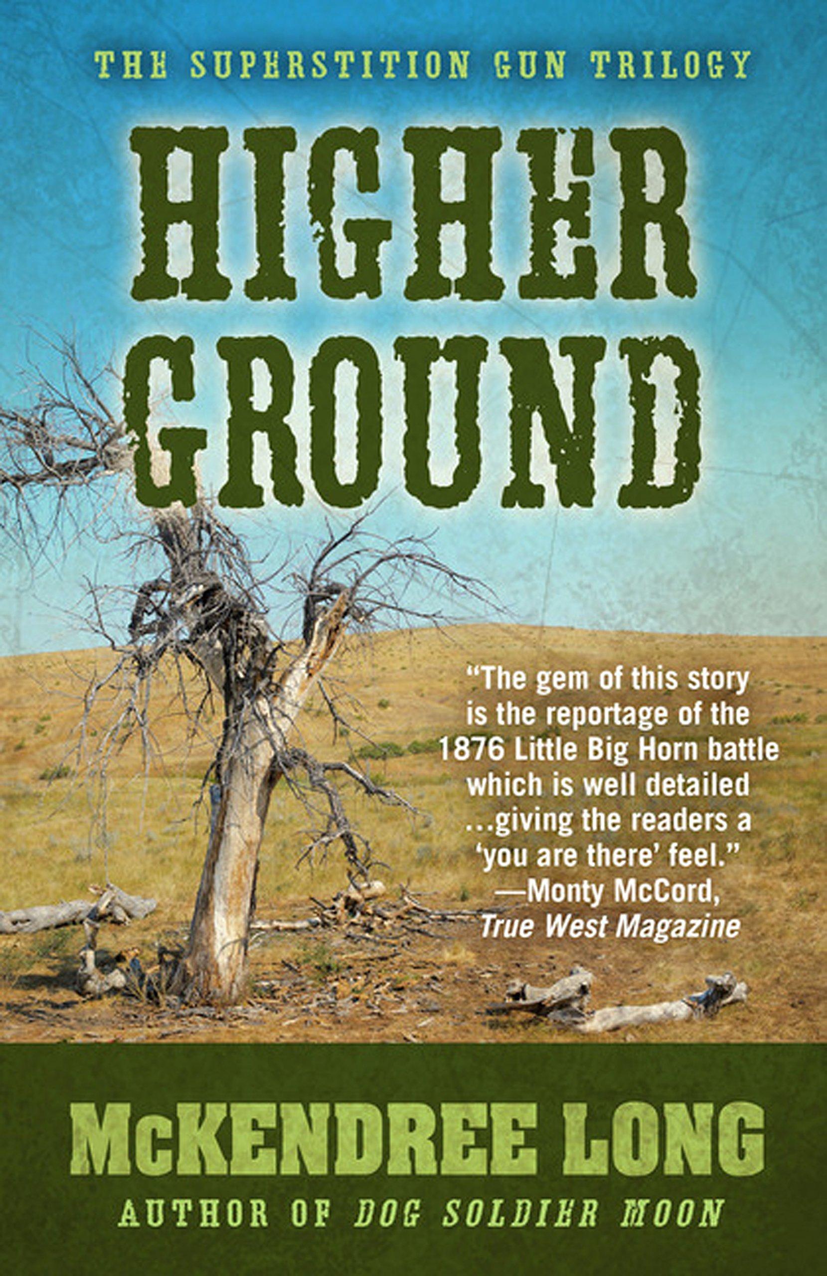 Download Higher Ground (The Superstition Gun Trilogy) PDF