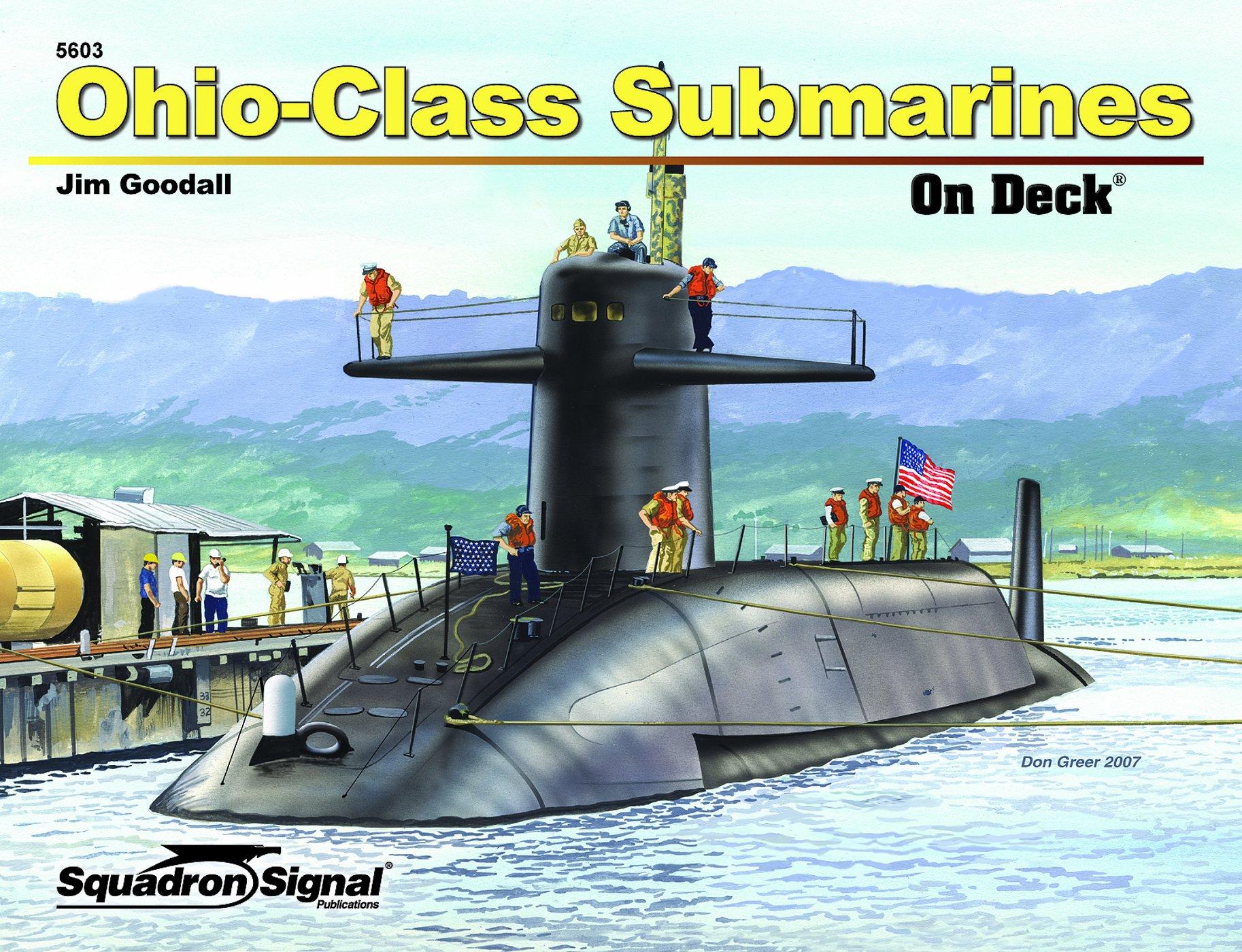 Ohio-Class Submarine - On Deck No. 3 pdf